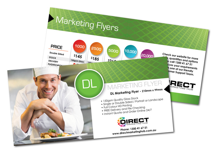 Marketing Flyers